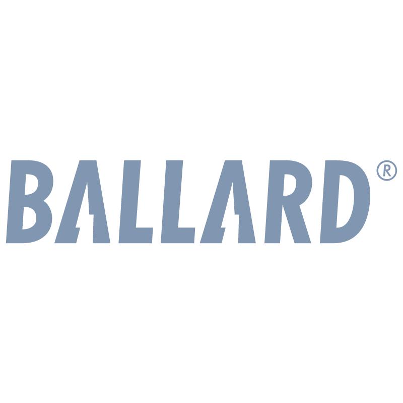 Ballard Power Systems 23827 vector