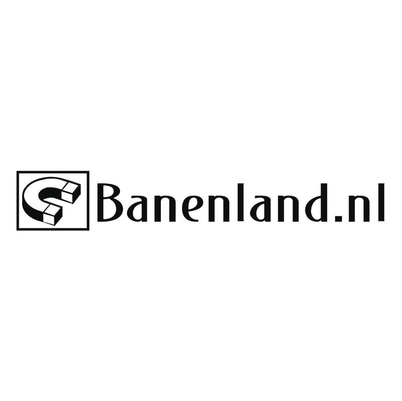 Banenland nl 61886 vector