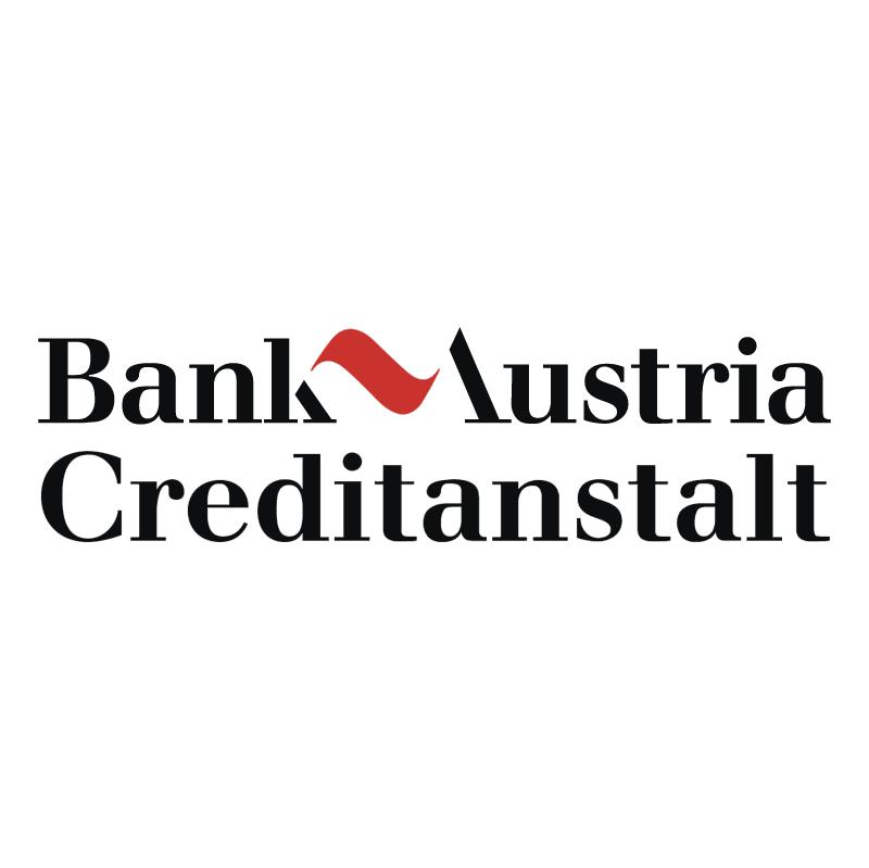Bank Austria Creditanstalt 51465 vector