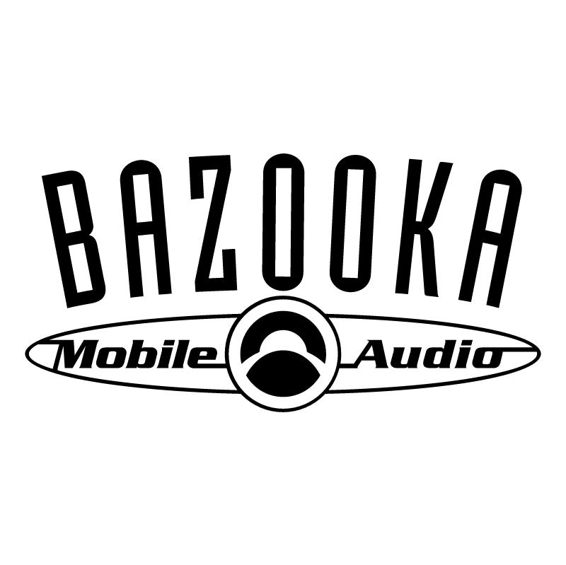 Bazooka 86599 vector