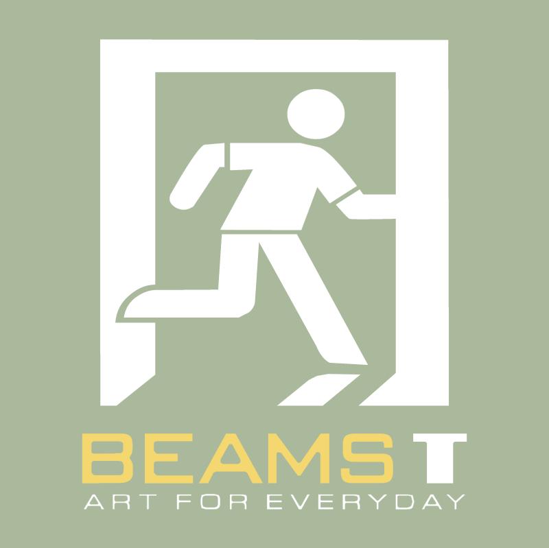 Beams T vector logo