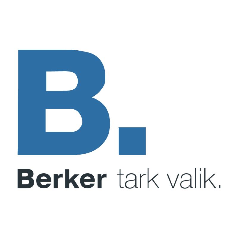 Berker 54549 vector