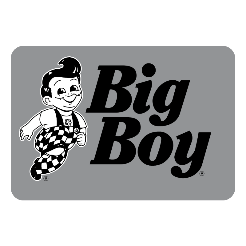 Big Boy 55515 vector