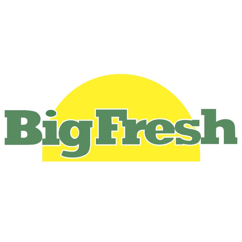 Big Fresh 36411 vector logo