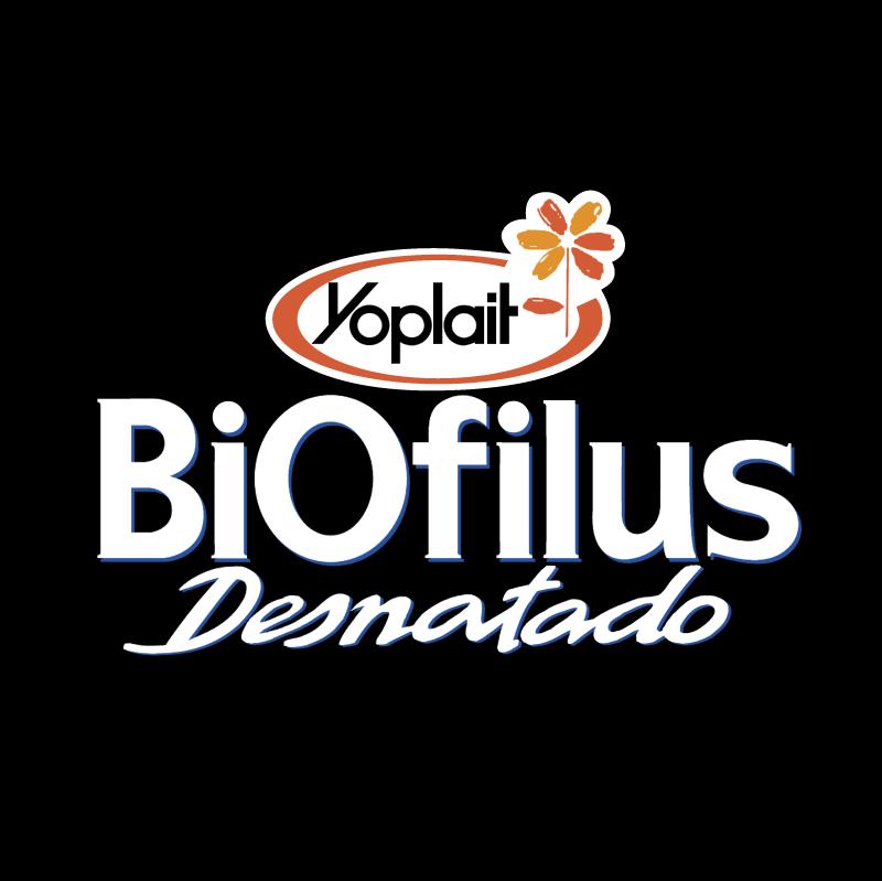 Biofilus Desnatado vector