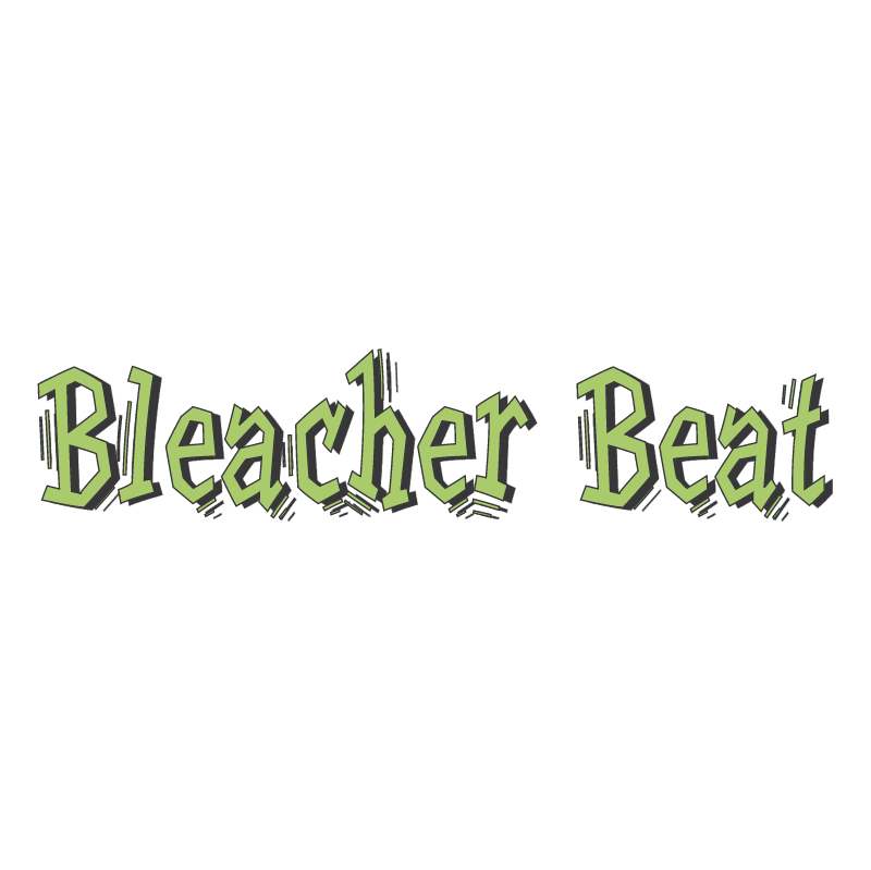 Bleacher Beat 74356 vector