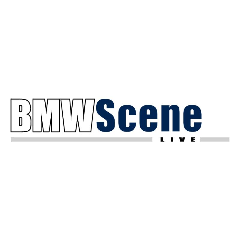 BMW Scene Live vector