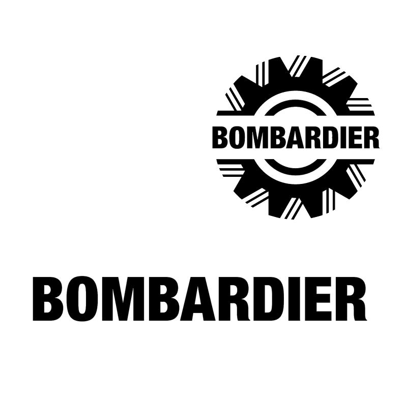 Bombardier 44172 vector
