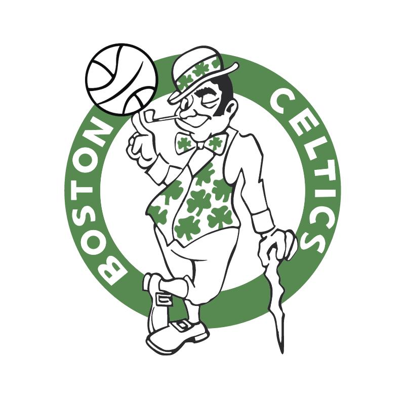 Boston Celtics 52393 vector