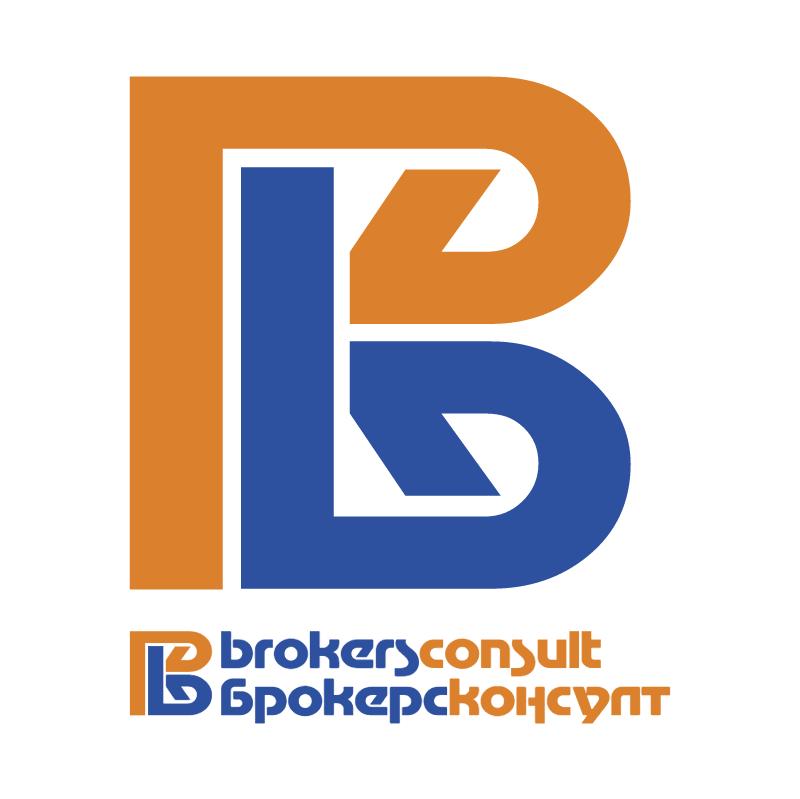 Brokers Consult vector