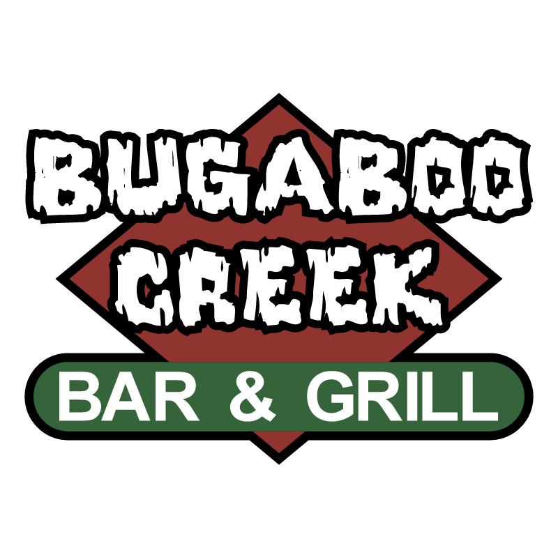 Bugaboo Creek vector logo
