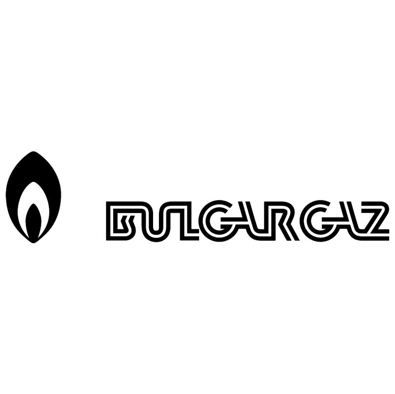 BulgarGaz 9394 vector logo