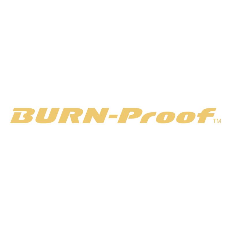 Burn Proof vector