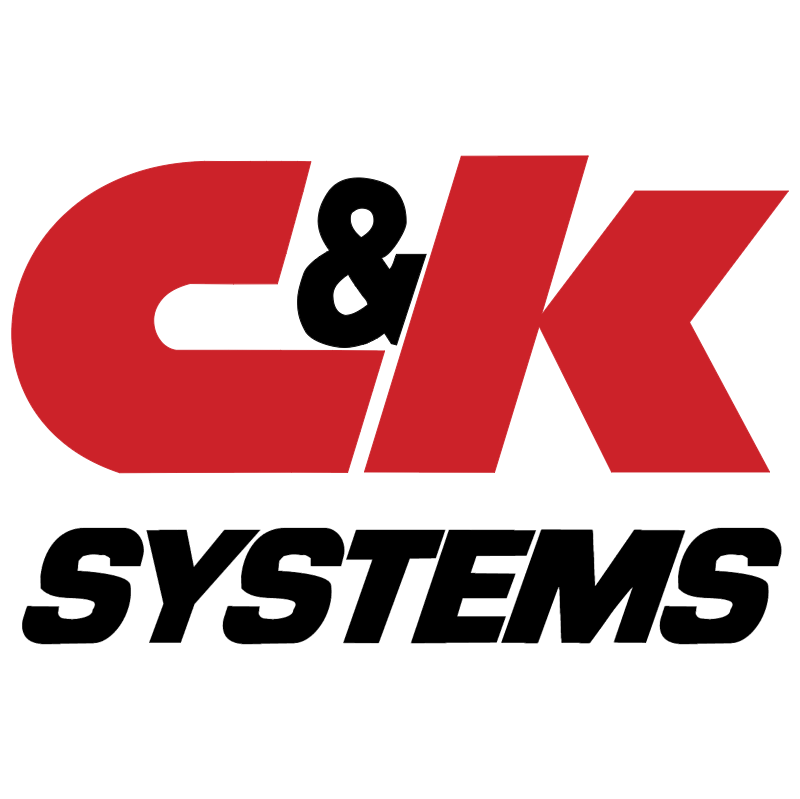 C K Systems 6998 vector