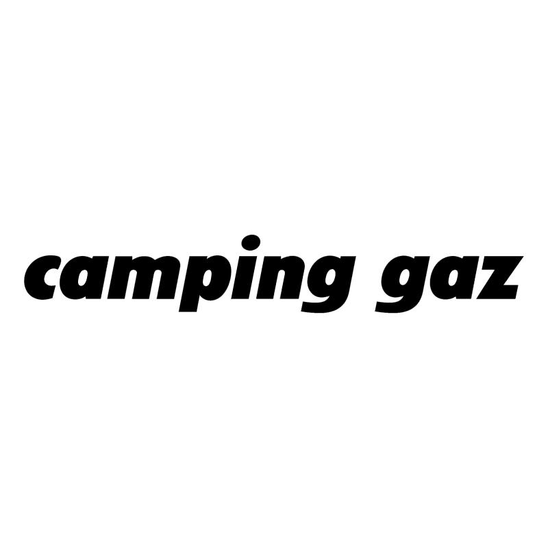 Camping Gaz vector