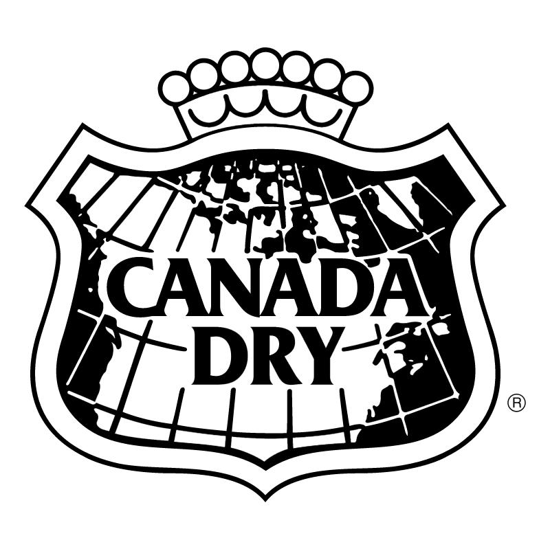 Canada Dry vector