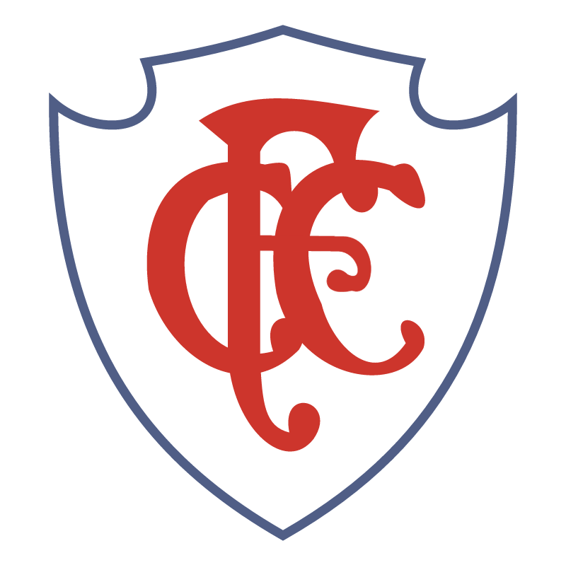 Carioca Futebol Clube do Rio de Janeiro RJ vector