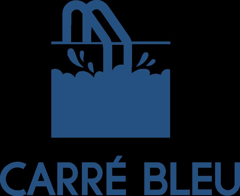 Carre Bleu logo vector