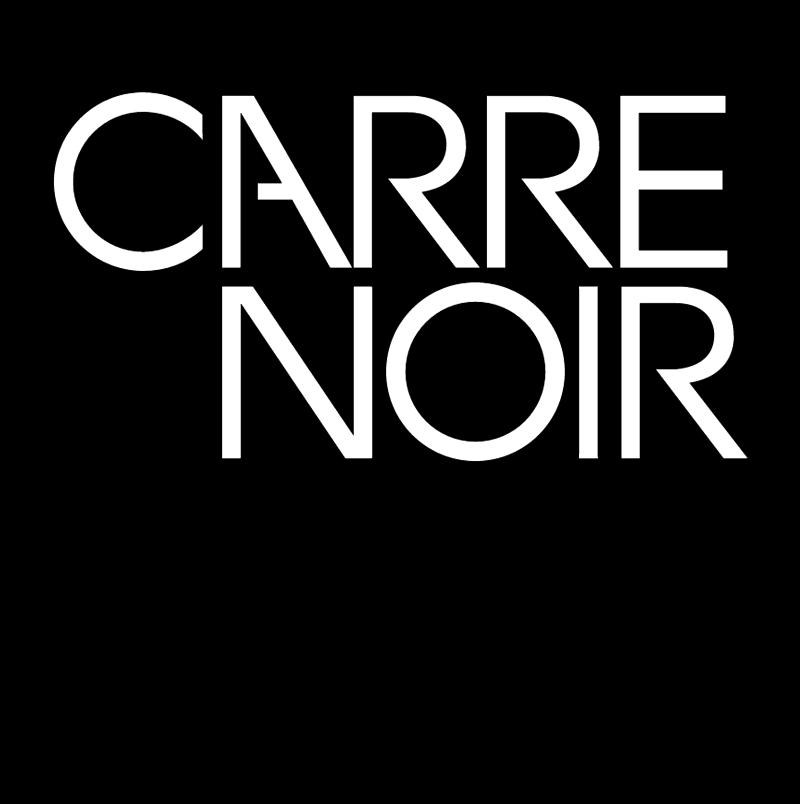 Carre Noir logo vector