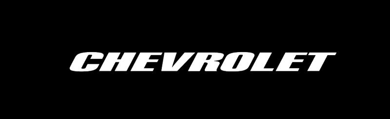 Chevrolet logo4 vector