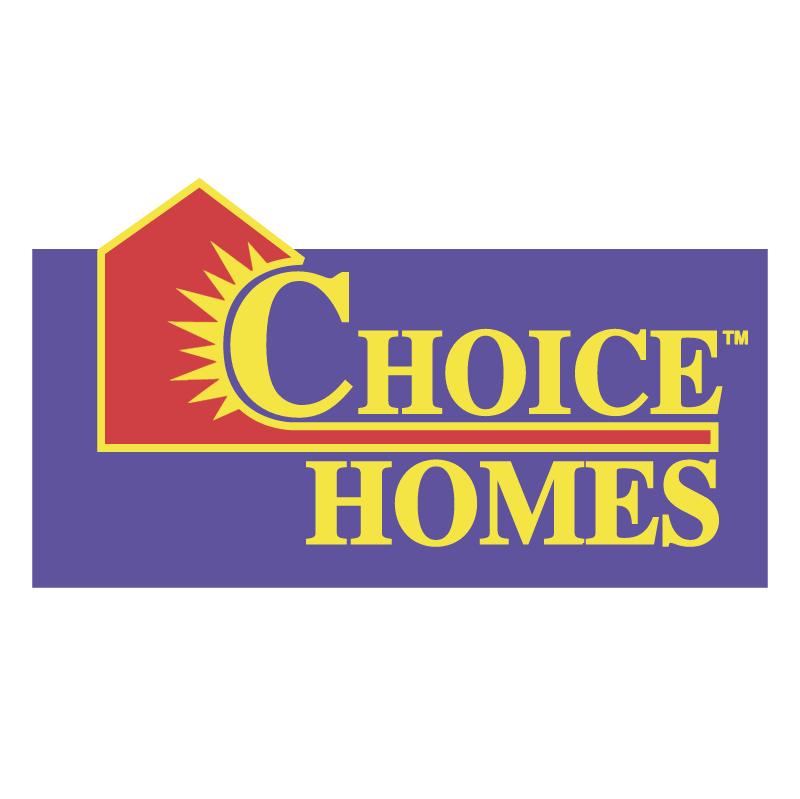 Choice Homes vector