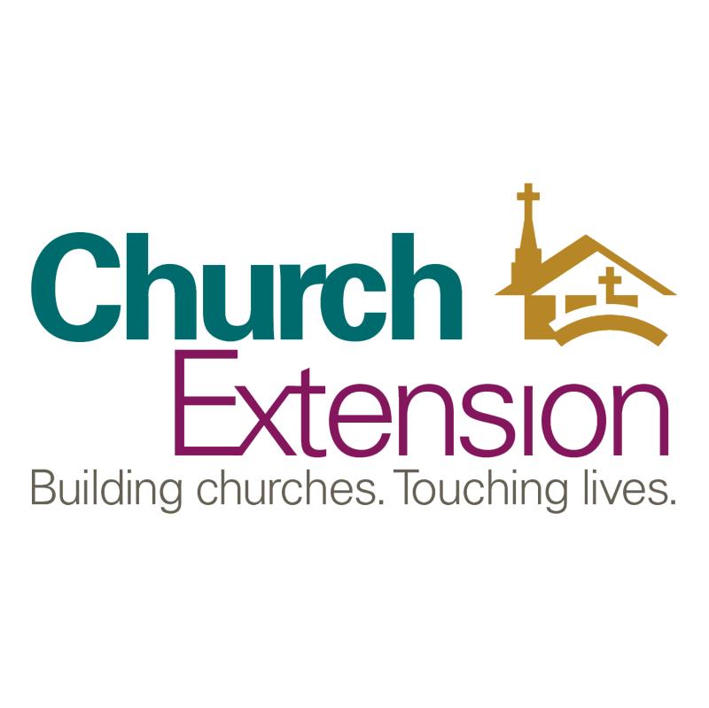 Church Extension vector logo