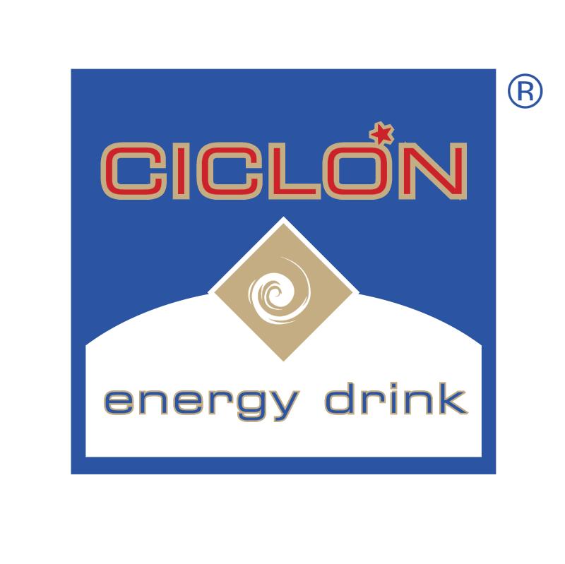 Ciclon vector logo