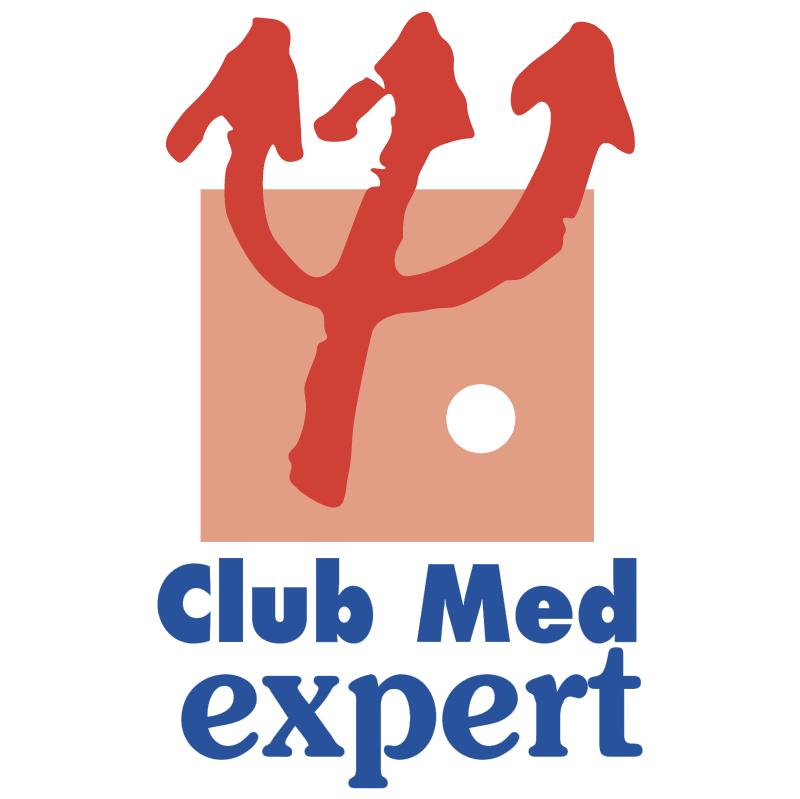 Club Med Expert vector