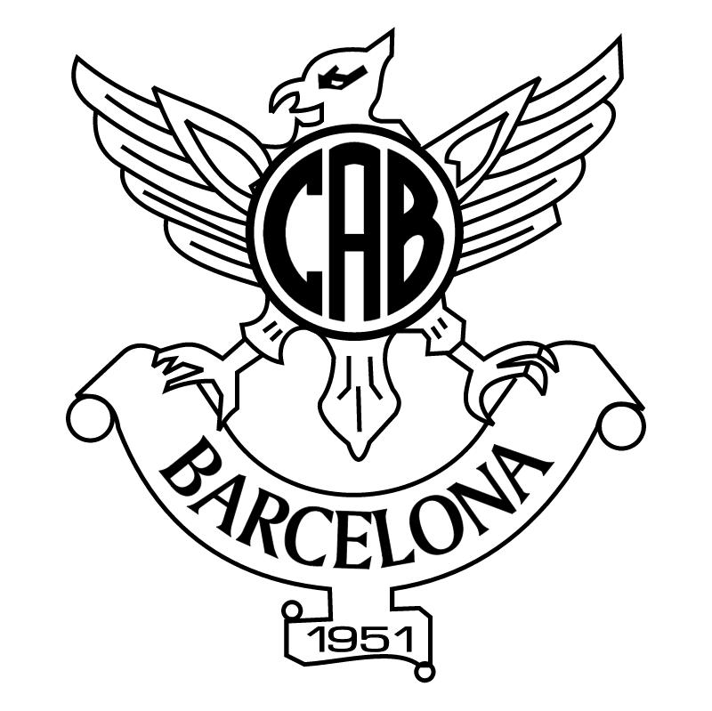 Clube Atletico Barcelona de Sorocaba SP vector