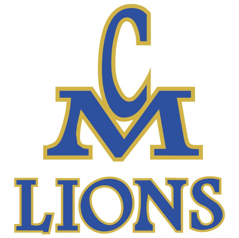 CM Lions 1040 vector