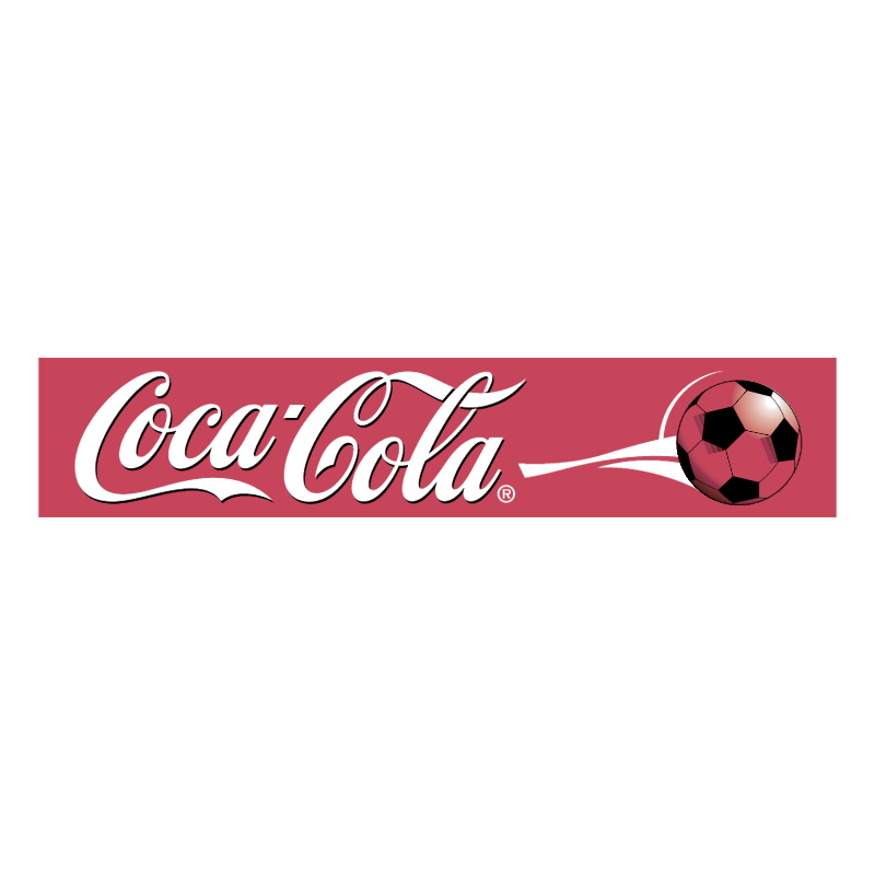 Coca Cola Sponsor of 2006 FIFA World Cup vector
