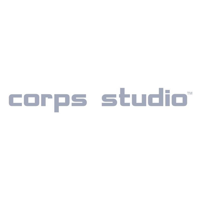 corps studio vector