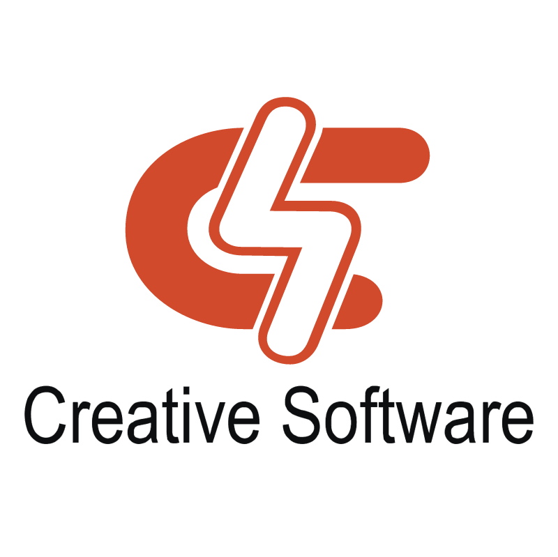 Creative Software vector