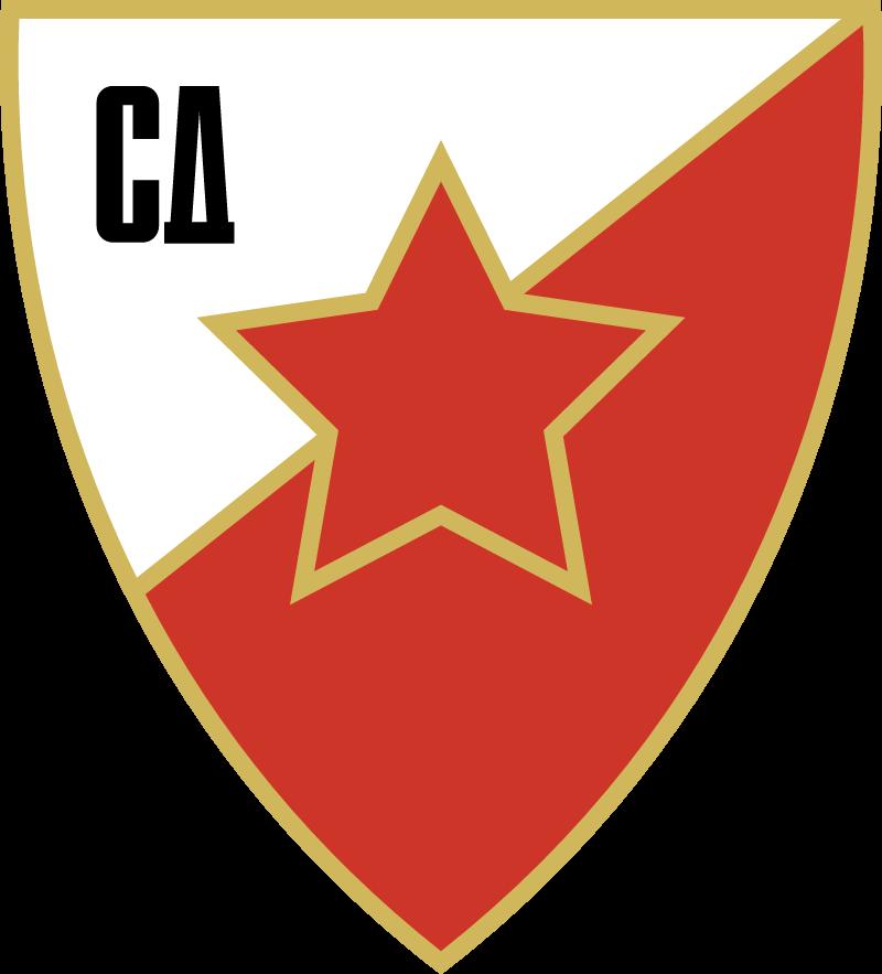 crvena zvezda3 vector