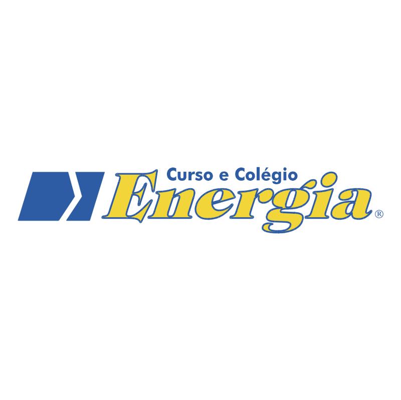 Curso e Colegio Energia vector