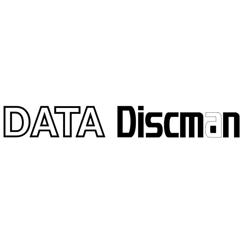 Data Discman vector