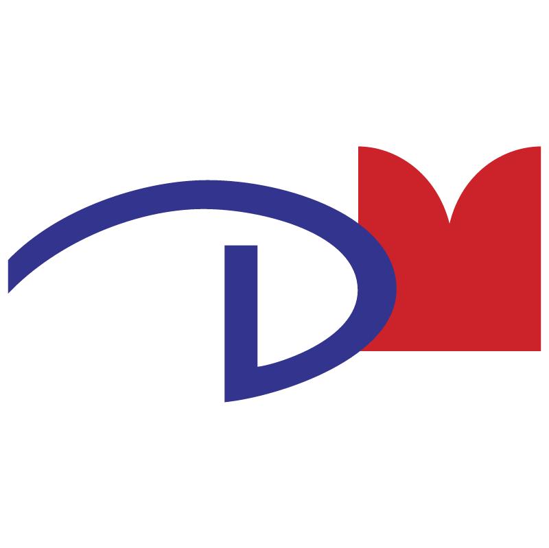 Delovoj Mir vector logo