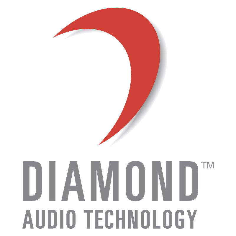 Diamond Audio Technology vector