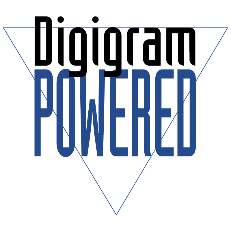 Digigram Powered vector