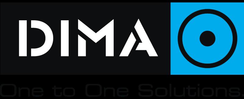 DIMA vector logo