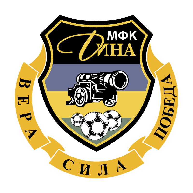 Dina vector logo
