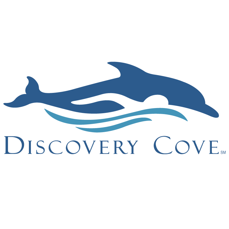 Discovery Cove vector logo