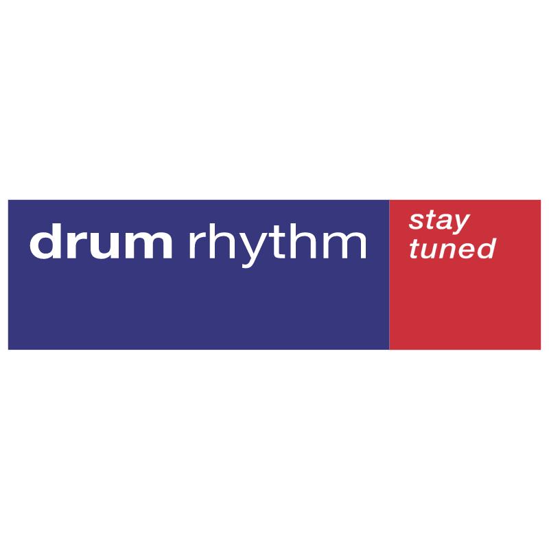 Drum Rhythm vector