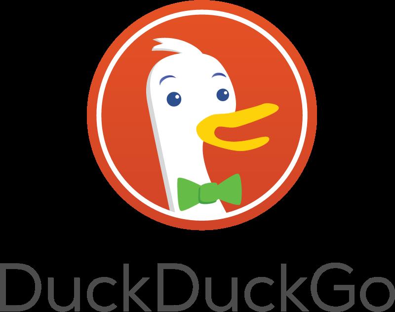 DuckDuckGo vector