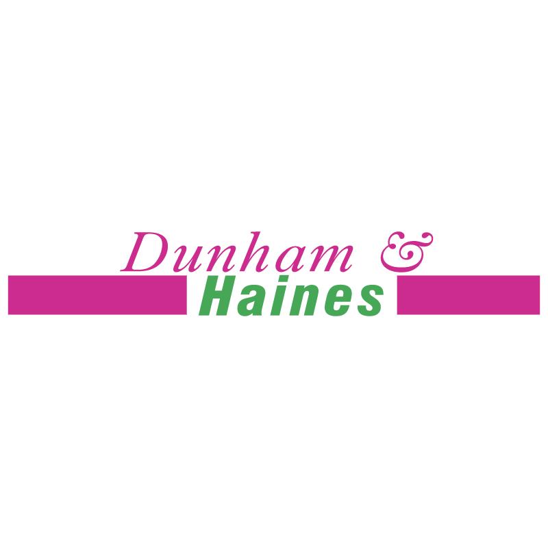 Dunham & Haines vector