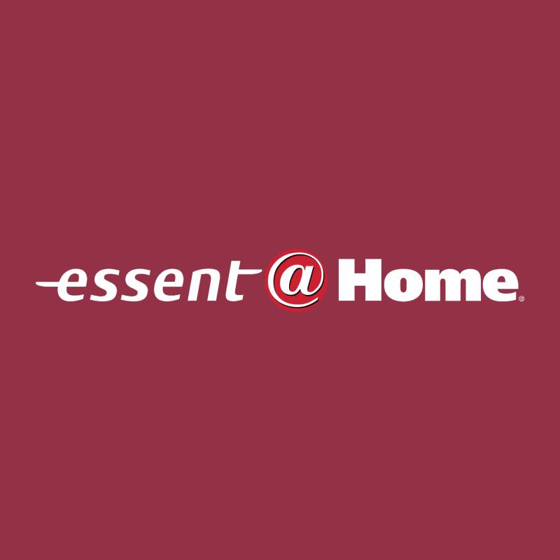 Essent home vector logo