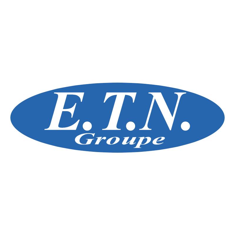 ETN Groupe vector logo