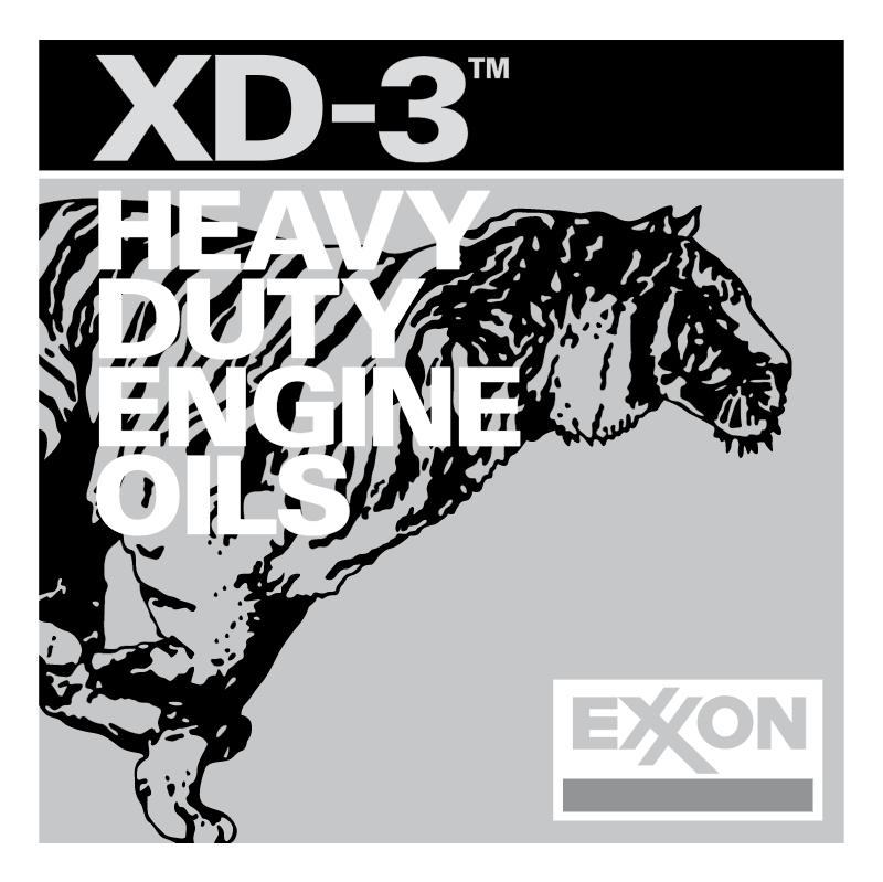 Exxon XD-3 vector