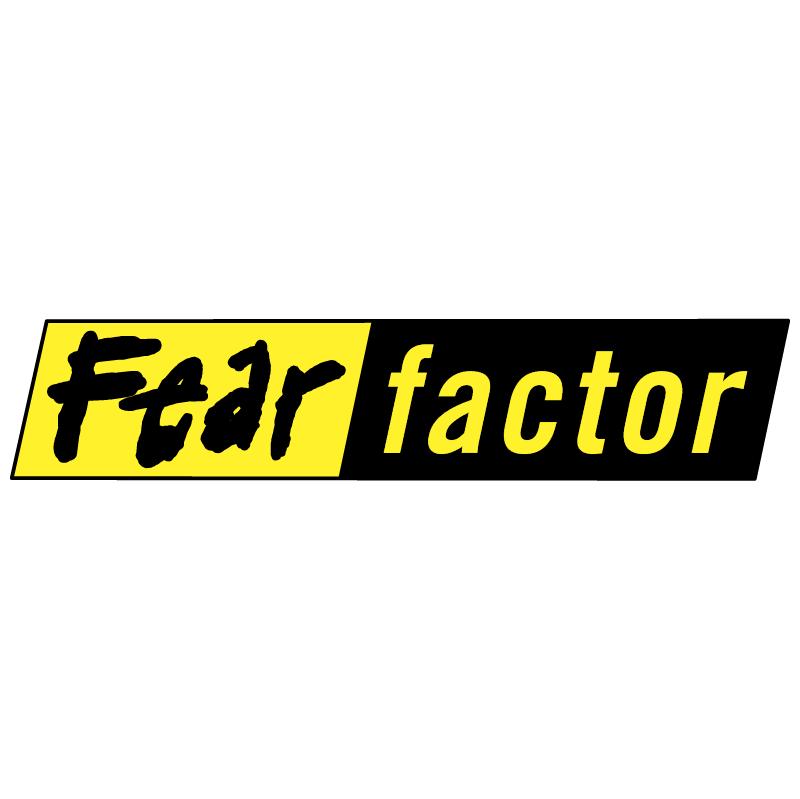 Fear Factor vector