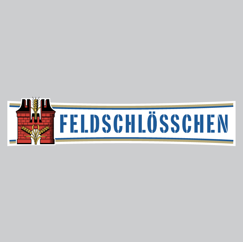 Feldschloesschen vector logo